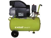 Olejový kompresor Extol