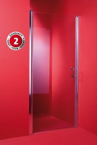 Dveře do sprchového koutu MADEIRA 80 x 195 cm, sklo čiré