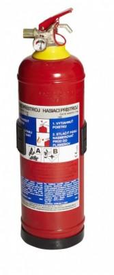 Přenosný hasící přístroj plynový Saclon 2kg