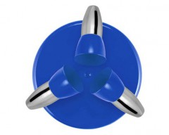 Svítidlo SPOT DORA 3 x E14, modrý