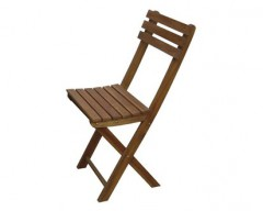 HAPPY GREEN Židle skládací ACACIA