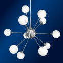 Stropné svietidlo Top Light Atom 12 40 x 40 cm v 52 cm
