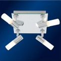 Kúpeľňové svietidlo Top Light Linate 4H 20 x 20 cm v 12 cm