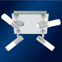 Koupelnové svítidlo Top Light Linate 4H 20 x 20 cm v. 12 cm
