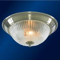 Koupelnové svítidlo Top Light 83 IP ZL průměr 30 cm v. 15 cm