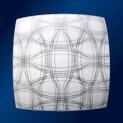 Nástenné svietidlo Top Light 5502/H/BP/SOU 30 x 30 cm