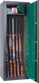 Skříň na zbraně SP-10 čalouněná