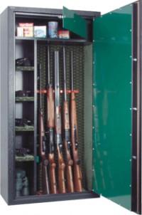 Skříň na zbraně SPP-5 čalouněná