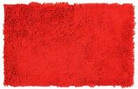 Předložka do koupelny Rasta Micro červená