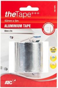 Hliníková samolepící páska 50mm x 0,07mm x 5m