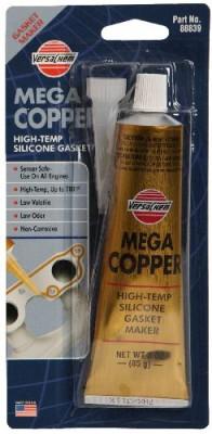 Těsnění silikon+měď spoje od -73°C do +371 °C tuba 85g