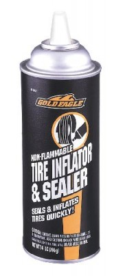Rychlá oprava defektu bezdušových pneu 14´ spray 340 ml