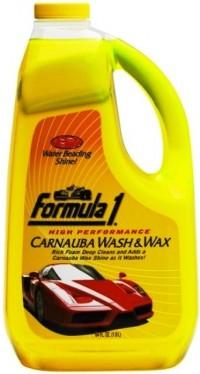 Autošampon + palmový vosk Carnauba 1900 ml