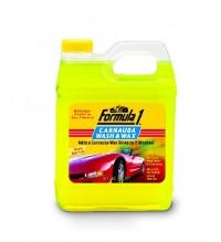 Autošampon + palmový vosk Carnauba 950 ml