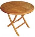Stôl skladací 90 cm