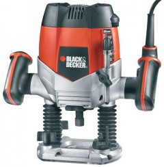 Vrchní frézka Black&Decker KW900E