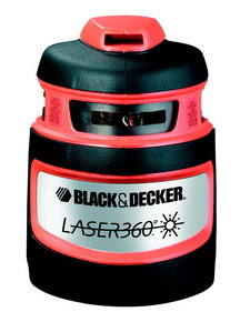 Laser 360° Black&Decker LZR4 se stativem
