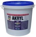 biela univerzálna farba HET Akryl mat - 12 kg