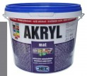 šedá univerzálna farba HET Akryl mat - 3 kg