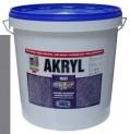 šedá univerzálna farba HET Akryl mat - 12 kg