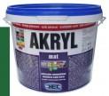 zelená univerzálna farba HET Akryl mat - 3 kg