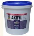 slonová kosť univerzálna farba HET Akryl mat - 12 kg