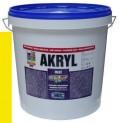 žltá univerzálna farba HET Akryl mat - 12 kg