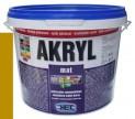 okrová univerzálna farba HET Akryl mat - 3 kg