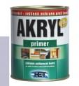 šedá základná antikorózna farba HET Akryl Primer - 3 kg