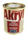 Akryl základ na drevo biely HET - 3 kg