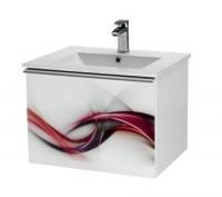 Závěsná skříňka s umyvadlem Image 60