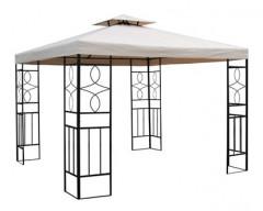 Pavilon STEEL II, dvojitá střecha