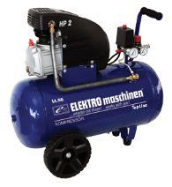 Pístový kompresor ELEKTROmaschinen E241/8/50 230V
