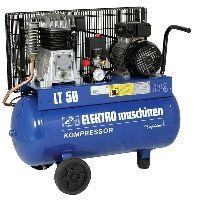 Pístový kompresor ELEKTROmaschinen E 351/9/50 230V