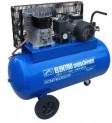 Piestový kompresor ELEKTROmaschinen E351/9/100 230V