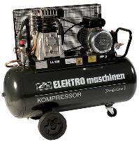 Pístový kompresor ELEKTROmaschinen E 401/9/100 230V