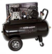 Pístový kompresor ELEKTROmaschinen E 351/10/100 230V Premium Line