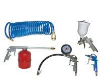 Pneumatické nářadí ELEKTROmaschinen KIT 5S