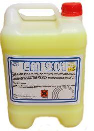 Chemie pro čištění ELEKTROmaschinen EM 201