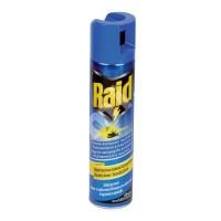 raid spray létající hmyz 400 ml