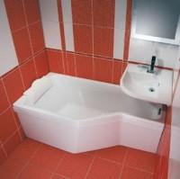 Čelní panel k vaně Ravak BeHappy 150 L/P