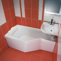 Čelní panel k vaně Ravak BeHappy 160 L/P