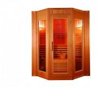 finská sauna Edmonton 4000
