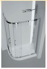 Sprchový kout SLIDE Giano 90 x 100 x 190 (v) cm