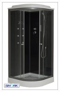 Sprchový masážní box Scarlet 80