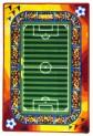 Detský koberec Futbal 80 x 120 cm