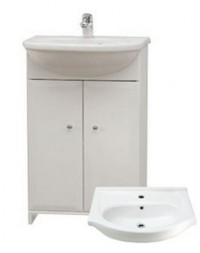 Koupelnová skříňka s umyvadlem FIONA 50