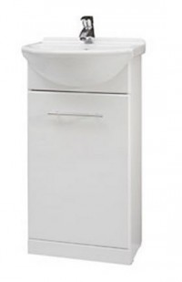 Koupelnová skříňka s umyvadlem REMUS 45