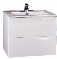 Koupelnová skříňka s umyvadlem MURCIA 75