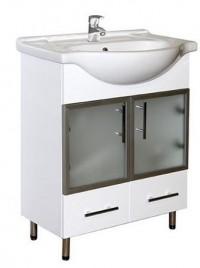 Koupelnová skříňka s umyvadlem SÁVA 65